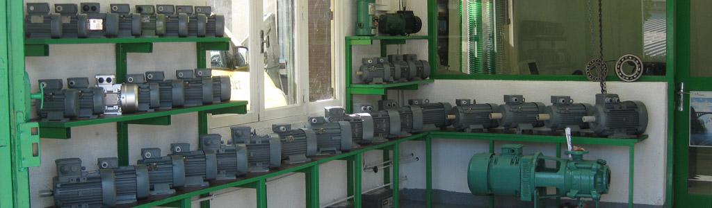 Atelier bobinage