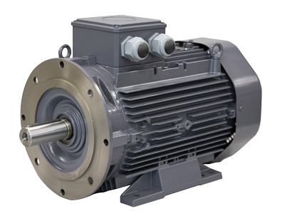 moteur triphasé B35